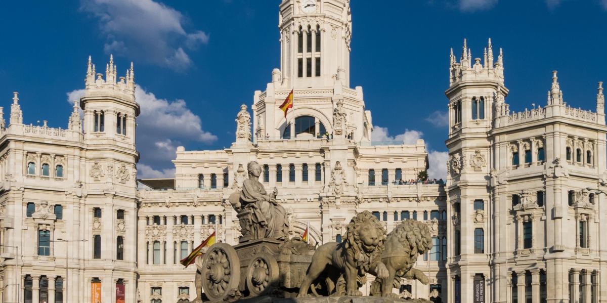 - Madrid & Toledo